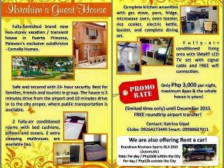 Palawan-Ibrahim's Guest House, Puerto Princesa