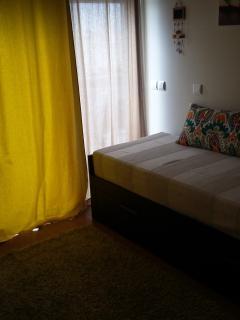 quarto 2 com varanda