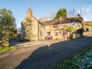 Idyllic country cottage, Leek