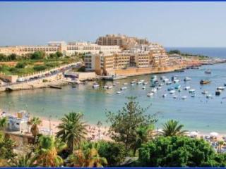 Malta st julians penthouse apartment, Saint Julian's
