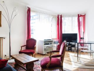 Traditional & comfy 1BR flatwith private car park, near Gare de Lyon - P12