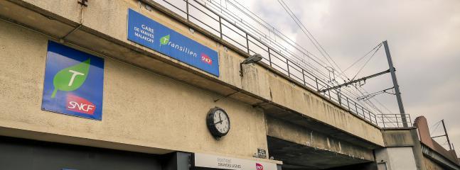 le metro est à 10mn à pieds