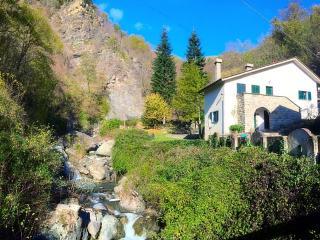 la casa di alice- l'antico mulino, Borzonasca