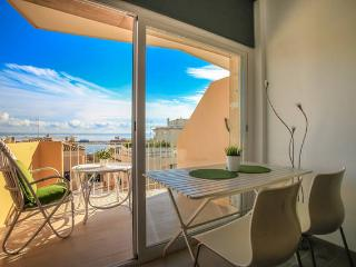 Cosy seeview apartment in Palma, Palma de Mallorca