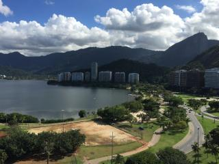 Rio's most beautiful view of Lagoa