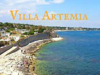 Affascinante Villa Artemia sul mare a Trani