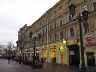 Apartment in Saint-Petersburg #2493, Sochi
