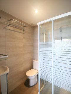 bathroom 2 (lavabo, shower, wc)