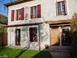 Au Pré Chardon gite Valériane, Saint-Etienne-de-Crossey
