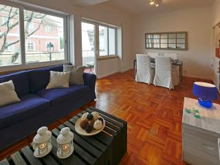Apartamento novo no centro de Cascais