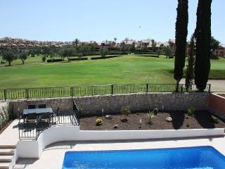 Cielo Golf La Finca - Frontline Golf Villa, Algorfa