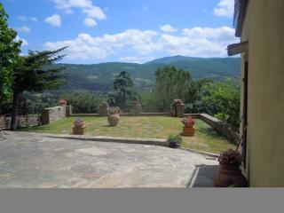 Villa maria, Alvi - Cottage apartment in Historic Tuscan Villa, Perfect family getaway, Castiglion Fiorentino