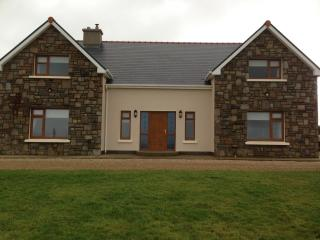 Tramore House overlooking Tramore Bay, Belmullet.