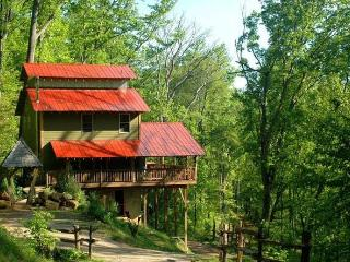 Enchanting, Kid Friendly, Romantic, Indoor Slide, Asheville