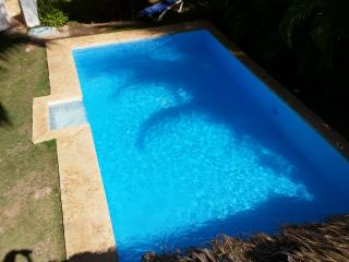Large 2 story villa, huge pool,2 blocks from beach, Bávaro