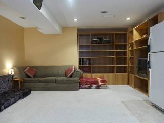 Refurbished Fully Furnished Basement Apartment