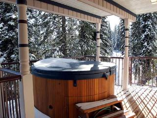 One Bedroom Suite with Private Hot Tub, Silver Star
