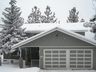 Let it snow, Let it snow, Let it snow, Big Bear Region