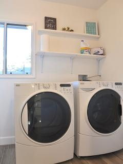 Front Load washer and dryer!