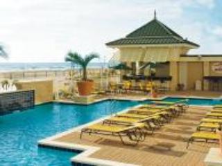 Ocean Front Outdoor Pool