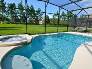 5 STAR - 5 Bedroom pool home in Kissimmee/Orlando