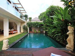 Anisa Lux 3 Bedroom Villa,Batu Belig, Seminyak,Near Beach