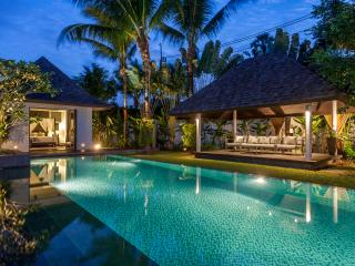 Designer Villa on west coast near best beach and Laguna, Choeng Thale