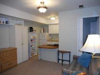 Budget Beachside vacation suite, Parksville