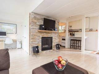 Bright 1Bdrm w Cozy Gas Fireplace On Beautiful Par, Vancouver