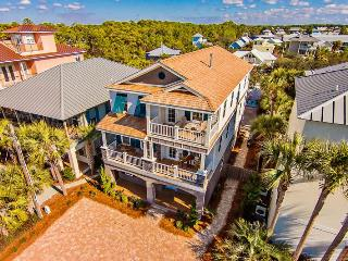 All Inn: Private Pool, Beach 1 Block, Gulf View, Seagrove Beach