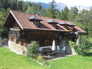 Vacation Home in Obsteig - 149693 sqft, great location, idyllic, comfortable (# 9055)