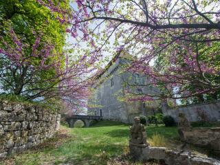 Chateau de Goudourville, dans le Sud Ouest