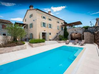 Luxury in Istrian coutryside