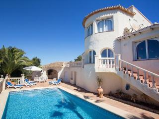 5 bedroom Villa in Benitachell, Valencia, Spain : ref 5047086