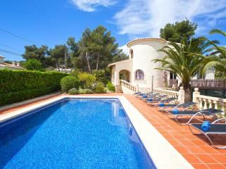 5 bedroom Villa in Benitachell, Valencia, Spain : ref 5046998