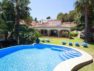 5 bedroom Villa in Xàbia, Valencia, Spain : ref 5046930