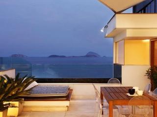Rio douplex penthouse with Pool, Rio de Janeiro