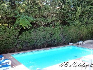 charmante Ferienwohnung 3 Pers. mit Pool in Nizza, Nice