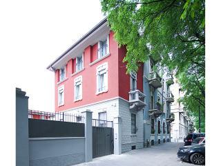 Esclusiva storica Villa Teodosio con giardino, Milán
