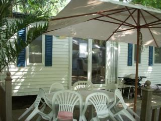 Mobile Home rental 150 metres from the beach