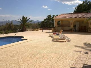 Villa Ritmo - a place to relax in the sun, Albatera