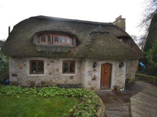 Castle View Cottage in Historical Carisbrooke