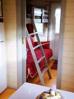 Le coin salon ou chambre 1