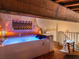 Abbadia Sicille, Suite with Jacuzzi