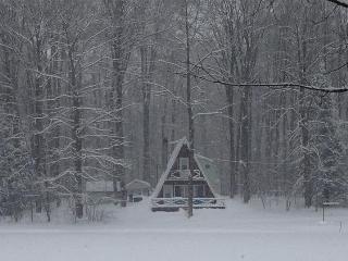 A-Frame Cottage Rental in Blyth, Ontario