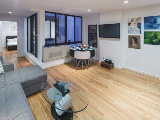 New Apartment 1BR/1BA With Private Patio Sleep 6, New York City