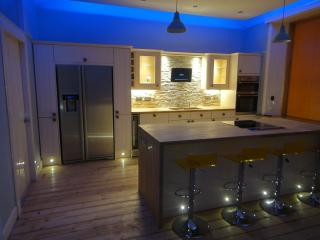 Luxury town centre apartment, Oban