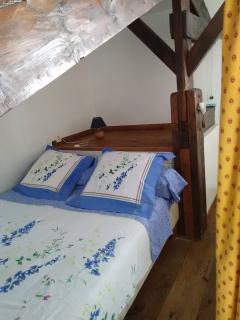 lit en mezzanine 2 personnes