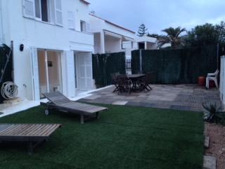 Dúplex 90 m2, jardín 100 m2 y piscina en Son Ganxo, Sant Lluis