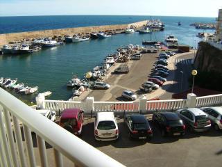 Miramar Segundo piso, vistas al puerto, L'Ametlla de Mar